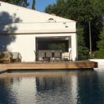 Terrasse – Piscine – Bar